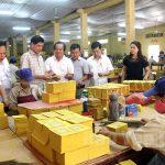Công ty cổ phần Lâm nông sản, thực phẩm Yên Bái: Đứng vững trên thương trường